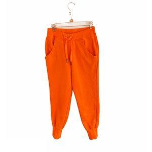 Stella McCartney Adidas Orange Joggers